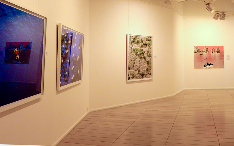 Capri trend, Museum of Modern Art, Baku, Azerbaijan